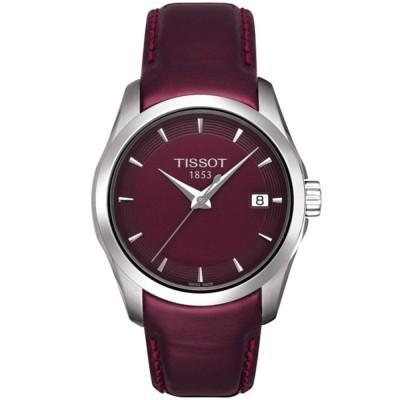 Купить Tissot T035.210.16.371.00 в интернет магазине Муравей RU