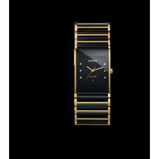 Rado Integral Jubile Two-tone Ceramic Ladies Watch R20789752