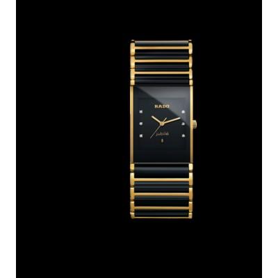 Купить Rado Integral Jubile Two-tone Ceramic Ladies Watch R20789752 в интернет магазине Муравей RU