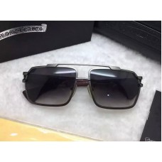 Chrome Hearts wooden sunglasses