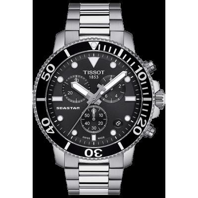 Купить часы TISSOT T120.417.11.051.00 в интернет магазине Муравей RU