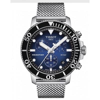 Купить часы TISSOT T120.417.11.041.02 в интернет магазине Муравей RU