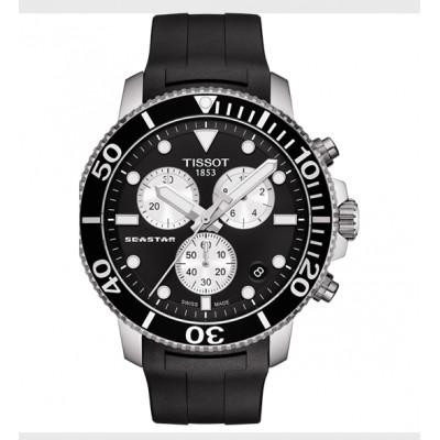 Купить часы TISSOT T120.417.17.051.000 в интернет магазине Муравей RU