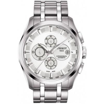 Купить Tissot T035.627.11.031.00 в интернет магазине Муравей RU